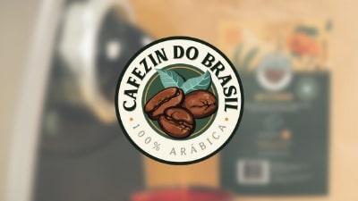 Criação de site profissional: Cafezin do Brasil - Café Gourmet