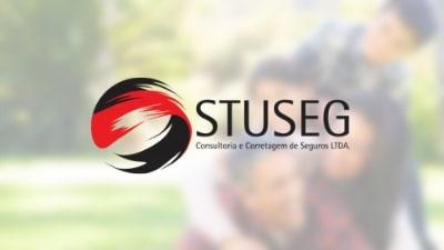 Criação de site profissional: STUSEG - Corretora de Seguros